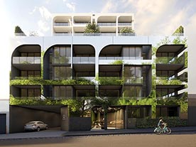 APARTMENTS VIC North Melbourne Reflections  | gproperty