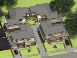 3 TOWNHOUSES VIC Oakleigh 1-4/1594 Dandenong Road, Oakleigh  | gproperty