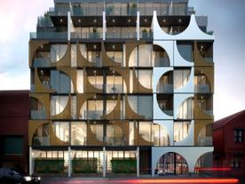 APARTMENTS VIC West Melbourne The Wallace  | gproperty