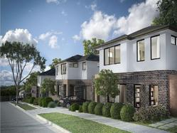 3 TOWNHOUSES VIC Mount Waverley LYNN RESIDENCES  | gproperty