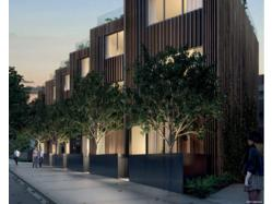 3 TOWNHOUSES VIC Parkville Treehaus  | gproperty
