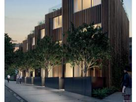 TOWNHOUSES VIC Parkville Treehaus  | gproperty