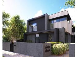 3 TOWNHOUSES VIC Thornbury 112 Dundas St  | gproperty