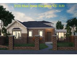 3 TOWNHOUSES VIC Blackburn 102 Main Street    gproperty