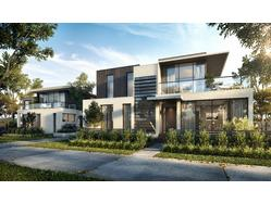 3 TOWNHOUSES VIC Templestowe Serpell Residence  | gproperty