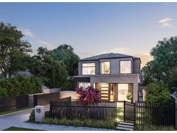 3 TOWNHOUSES VIC Balwyn 15 Kireep Road  | gproperty