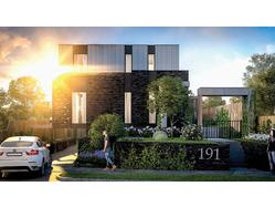 3 TOWNHOUSES VIC Templestowe Lower 191 Manningham Rd  | gproperty